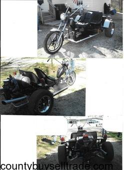 Volkswagon Trike