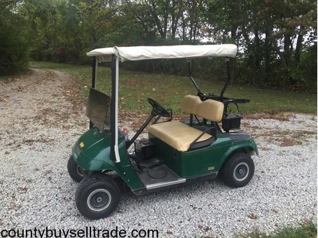 Electric Golf Cart