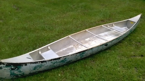 17 foot Osagian Canoe