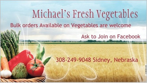 Michael's Fresh Vegetables & Fruits